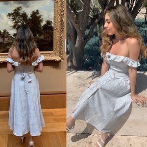 Dresses & Skirts - Off shoulder dress